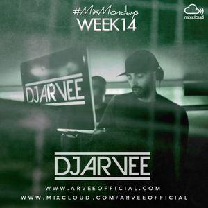 #MixMondays 7/4/14 (WEEK14) *OLD SKOOL R&B* @DJARVEE