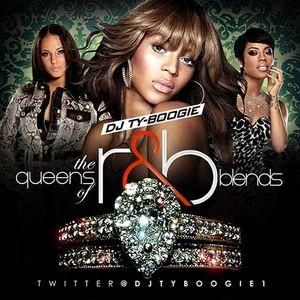DJ Ty Boogie-The Queens Of R&B Blends [Full Mixtape Download