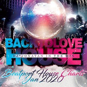 BackToLove House | Beatport House Charts Jan 2020 | in the mix by DJ*JONATAN