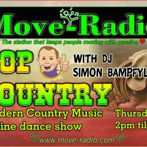 Simon - top country