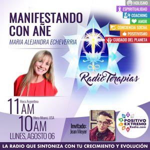 MANIFESTANDO CON AÑE-08-06-2018-RADIO TERAPIAS