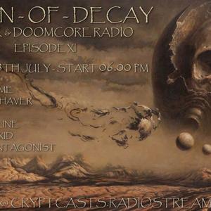 Soulshaver @ DAWN OF DECAY XI, 28.07.17