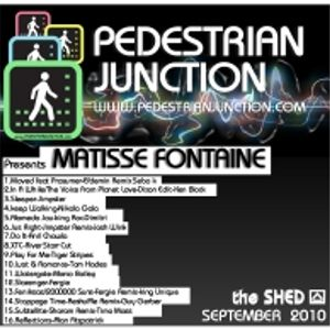 Matisse Fontaine - The Shed September 2010 Mix