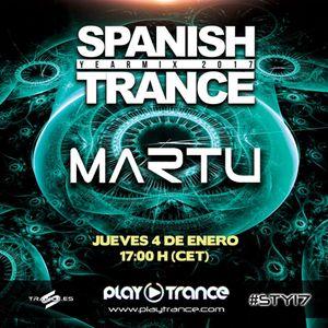 Martu @ Spanish Trance Yearmix 2017 (4/1/2017)