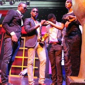 2014 Unilag Awards On The Campus Circut Show with Host