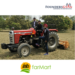 How FarMart.co is poised to be the Uber for Farming Equipment!