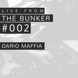 "Dario Maffia - ""Live from the Bunker"" n.002"