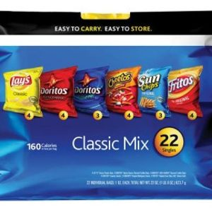 Mix 4 Chips contest