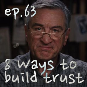 8 ways to build trust