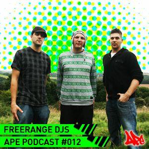 Freerange DJs | APE Music Podcast #012