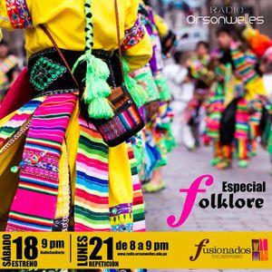 Fusionados Perú #101 Especial Folklore