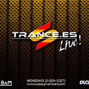 Gonzalo Bam pres. Trance.es Live 225
