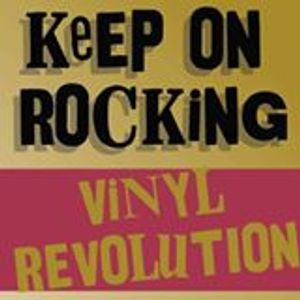 Keep On Rocking, Vinyl Revolution 21 mar 2017 1