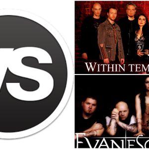 Evanescence vs Within Temptation, Hakuna Matata Show No17