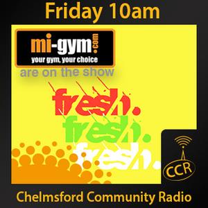 Fresh Friday - @CCRFreshFriday - Amy Lee - 11/07/14 - Chelmsford Community Radio