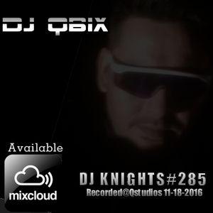 DJ QBIX LIVE@Q-Studios DJK#285 PT.1 HOUSE 11-18-2016