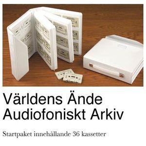 Världens Ände Audiofoniskt Arkiv