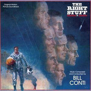 Bill Conti - The Right Stuff(1983) OST Suite