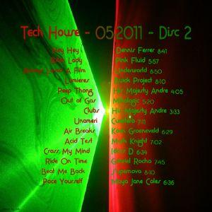Tech House - 05-2011 - mix 2 (78:06)