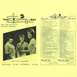 Ottawa Top 40 Chart: Sept 4th, 1965