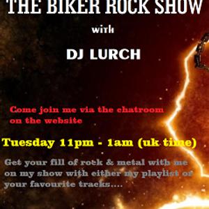 The biker Rock show....tuesday 11pm - 1am...20/10/15
