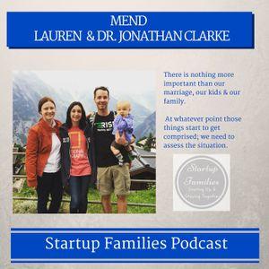 Interview with Lauren & Dr. Jonathan Clarke of Mend