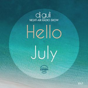 DJ Guli   Night Air Radio Show 2017 July