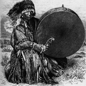 sámántánc