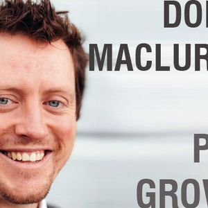 Ep 21 - Donnie Maclurcan - Global prosperity and the end of economic growth