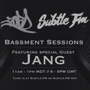 CORD - Bassment Sessions On Subtle.FM with Jang [06.23.2017] [035]