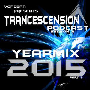Trancescension Podcast S2E71 Yearmix Part 3