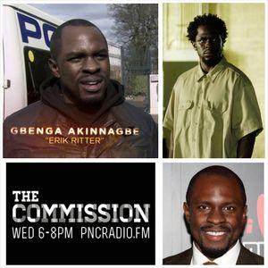 The Gbenga Akinnagbe Interview