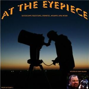At The Eyepiece - International Observe the Moon Night