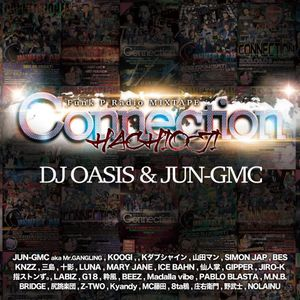 "Funk P Radio MIXTAPE Vol.8 ""JUN-GMC HACHIOJI Connection"""