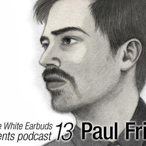 LWE Podcast 13: Paul Frick