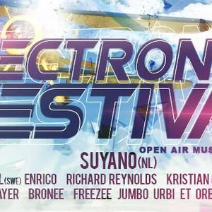 Electronic Festival Dj Contest 2014 - Creepy Donuts