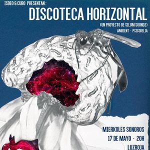 ISdeO & Cubo: Discoteca Horizontal. Luz Roja. 17/05/17