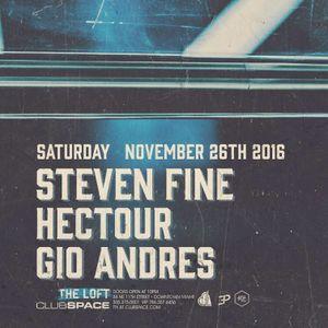 Ibiza To Miami (11/28/16) Live from Club Space Miami