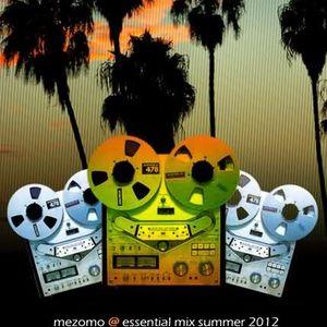 mezomo @ essential mix summer 2012