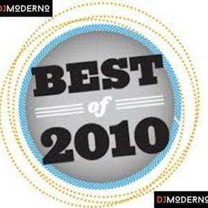 Dj Moderno Sesion Best of 2010
