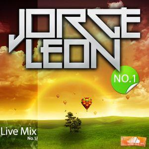 Jorge Leon - Live Mix No.1