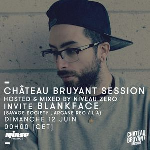 Château Bruyant Invite Blankface - 12 Juin 2016