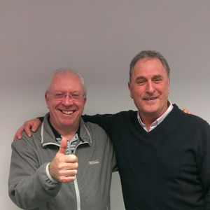 Breakfast with Martin and Bill 27 Feb 2018 (guest Andy Vurley)