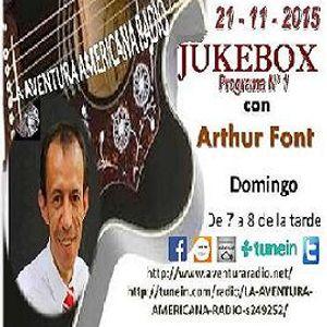 JUKEBOX nº 1 By Dj Arthur F 20151121