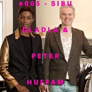 Emc=Q #005 - Sibu Dladla & Peter Huffam [Jaded Lifestyles]
