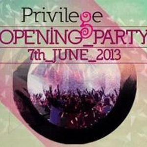 JAYMO & ANDY GEORGE and M.A.N.D.Y B2B DJ T / Privilege Opening Party / 07.06.2013 / Ibiza Sonica