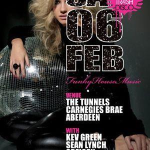 Trash Disco Promo Mix - January 2010