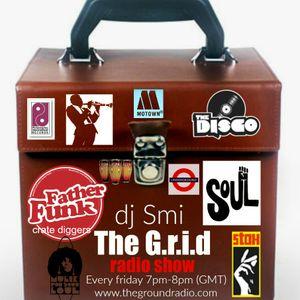 Dj Smi-The Grid show-Ground Radio 25-03-2016