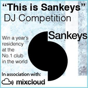 """This is Sankeys"""" DJ Competition"""