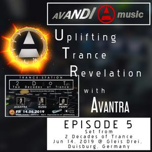 Uplifting Trance Revelation #5 (Set from TRANCE:STATION - 2DoT at Gleis 3, Duisburg, Germany)
